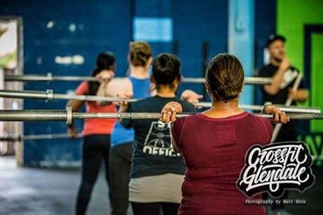Increase Strength at CrossFit Glendale